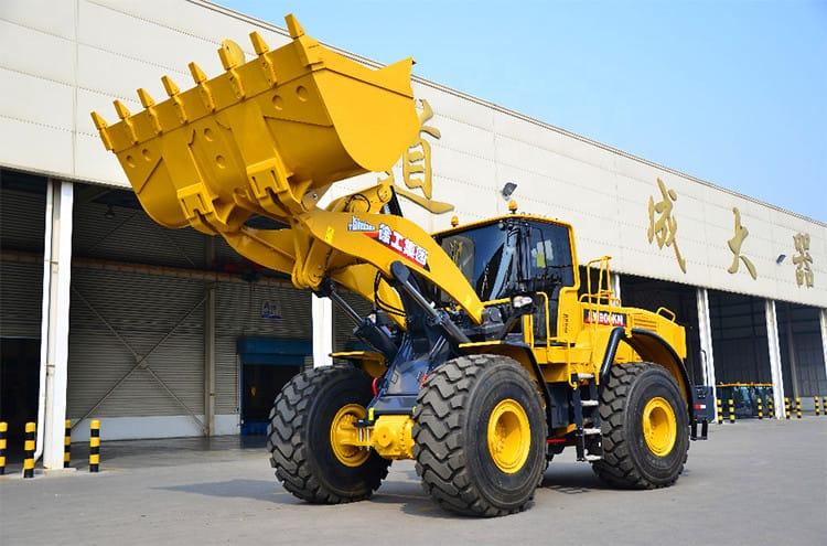 XCMG Manufacturer 9 ton mining loaders LW900KN China large mining wheel loader machine for sale