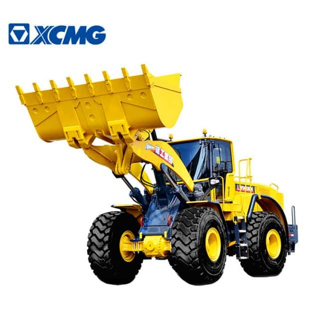 XCMG Manufacturer 9 ton mining loaders LW900KN China large mining wheel loader machine for sale