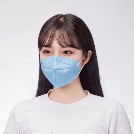 FRS KN95 Protective Facial Mask 6ply Health Face Mask without Valve