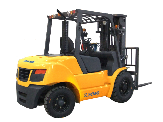 XCMG Official 4-5T Diesel Forklifts for sale