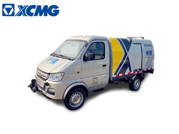 XCMG official mini mutifunction high pressure water road cleaning machine XZJ5021TYHA5 on sale
