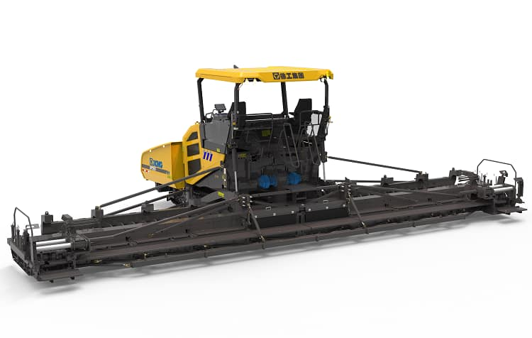 XCMG Official 13m road paver RP1355T China new asphalt pavers machine for road price