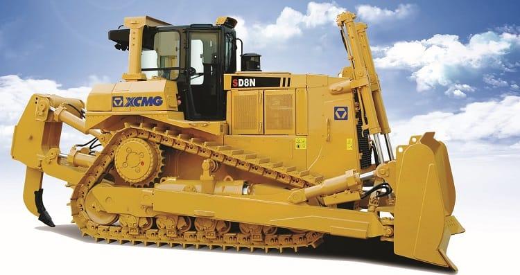 XCMG SD8N Bull Dozer Crawler Bulldozer Machinery Price
