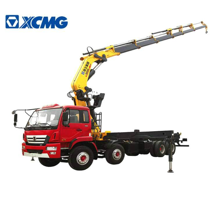 XCMG Official Mini Pickup Trailer Mounted Crane SQ3.2SK2Q for Sale