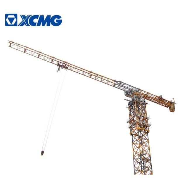 XCMG Official 8 Ton Crane Tower XGTT100(6012-8) China New Top Less Tower Crane Price