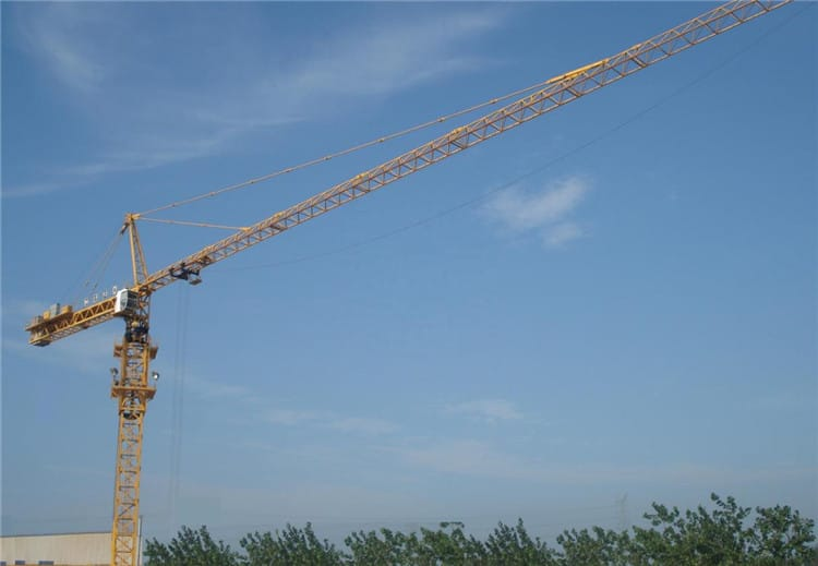 XCMG Official XGT280(7030-12) China 12 Ton Tower Crane for Sale