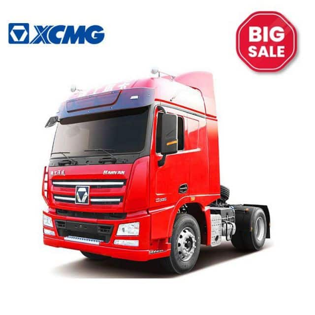 XCMG official 4*2 stock tractor truck NXG4180D3KA China mini heavy duty tractor truck on sale