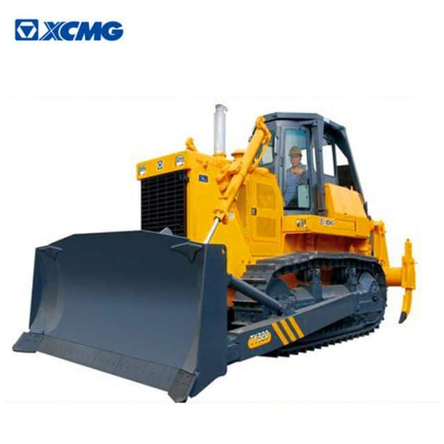 XCMG Official Manufacturer mini dozer bulldozer TY320 320HP Chinese new bull dozer track price