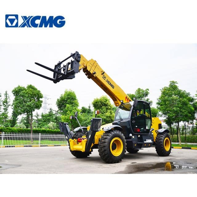 XCMG 17m telescopic forklift truck XC6-4517K made in China