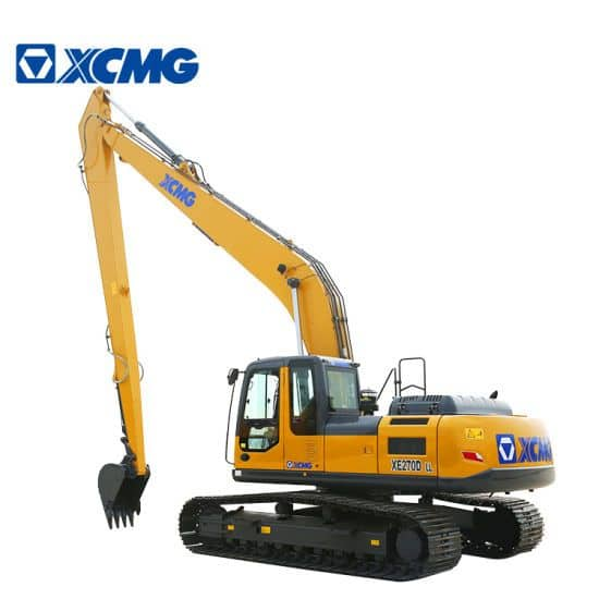 XCMG official manufacturer XE270DLL Crawler Excavator for sale