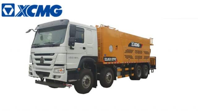 XCMG official manufacturer micro surfacing slurry seal truck XF1003 for sale