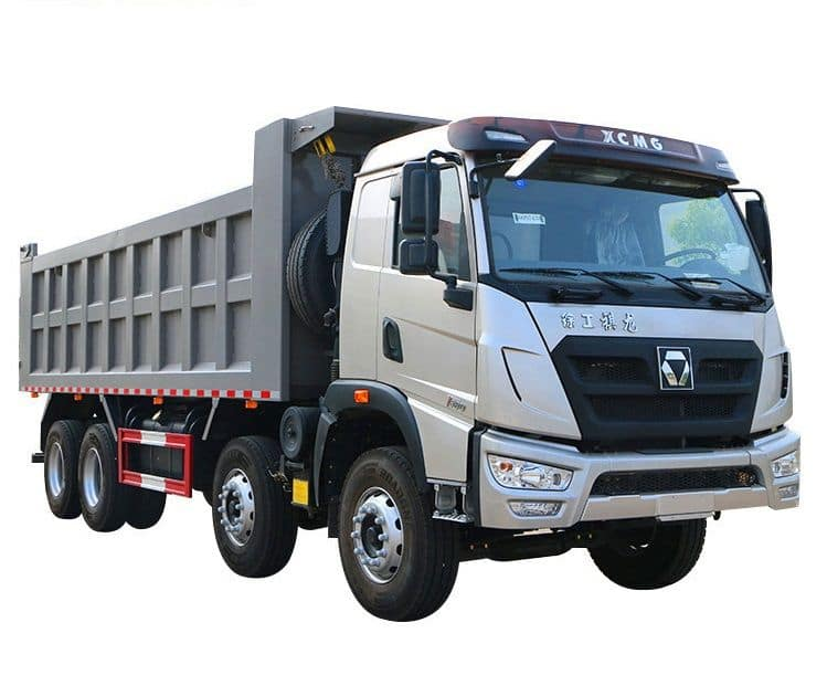 XCMG Official 60 ton 8×4 XGA3310D2KE Dump Truck For Sale