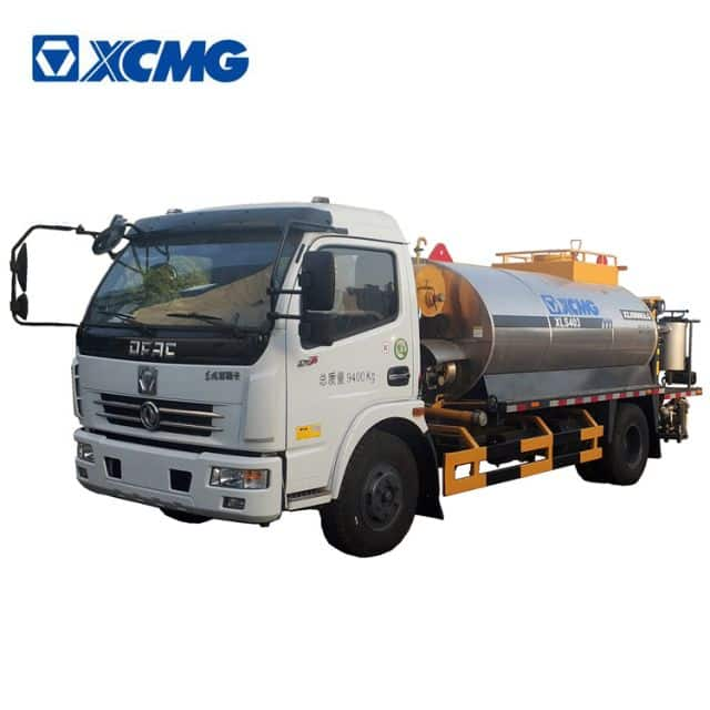 XCMG official intelligent asphalt distributor trailer truck XLS403 for sale
