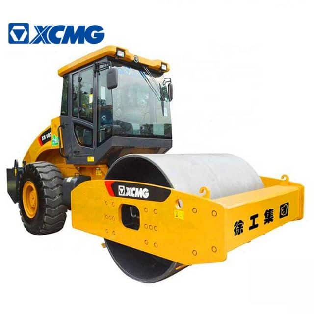 XCMG official 18 ton road roller machine XS183 China new road compact roller machine for sale