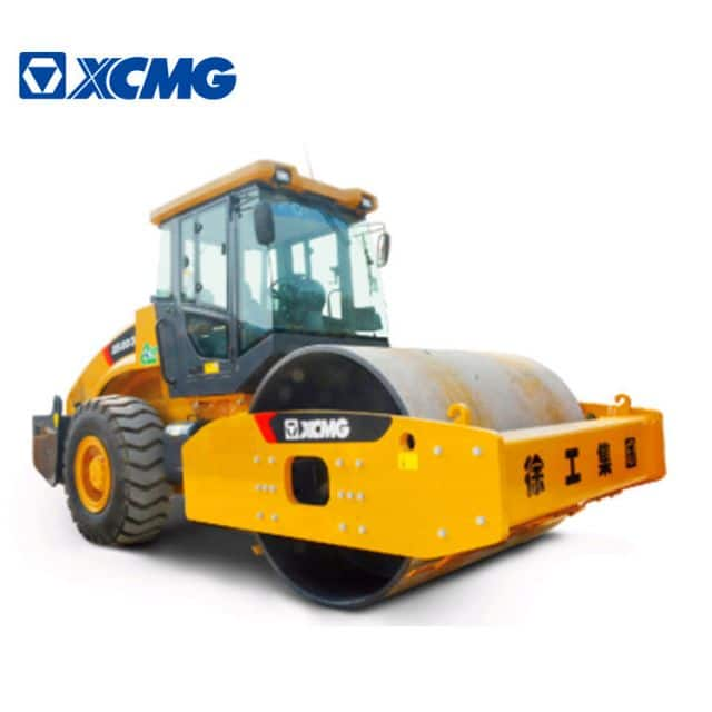 XCMG Official 20 Ton Compactor Machine XS203J RC Single Drum Vibratory Road Roller Compactor Price