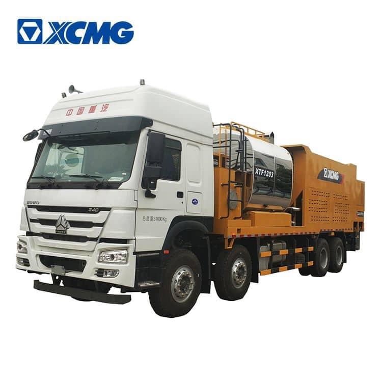 XCMG factory road machine XTF1203 asphalt chip synchronous sealer for sale