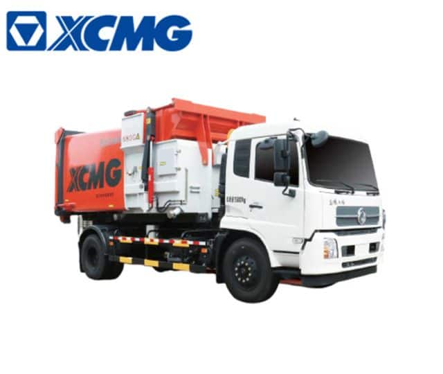 XCMG official detachable container garbage truck with DONGFENG chassis XZJ5310ZXXZ5 hot sale
