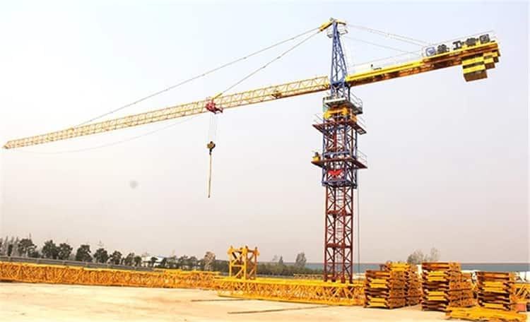 XCMG Official Construction Crane Tower XGT160AII (6518L-12) 12 Ton Tower Crane Price