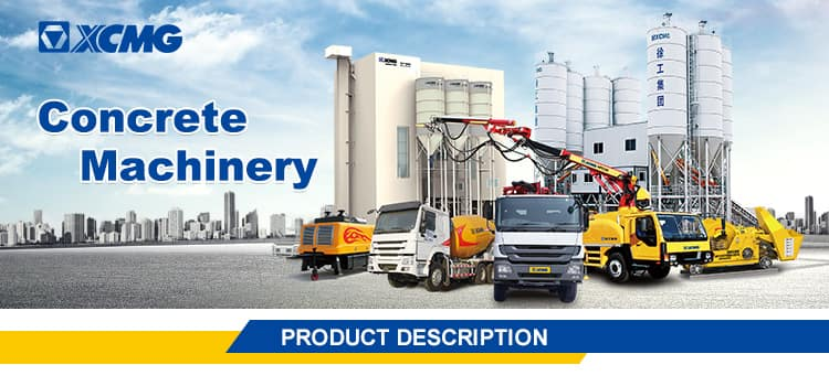 XCMG Factory Concrete Cement Mixer Truck G08K New Cement Truck Mixer Price