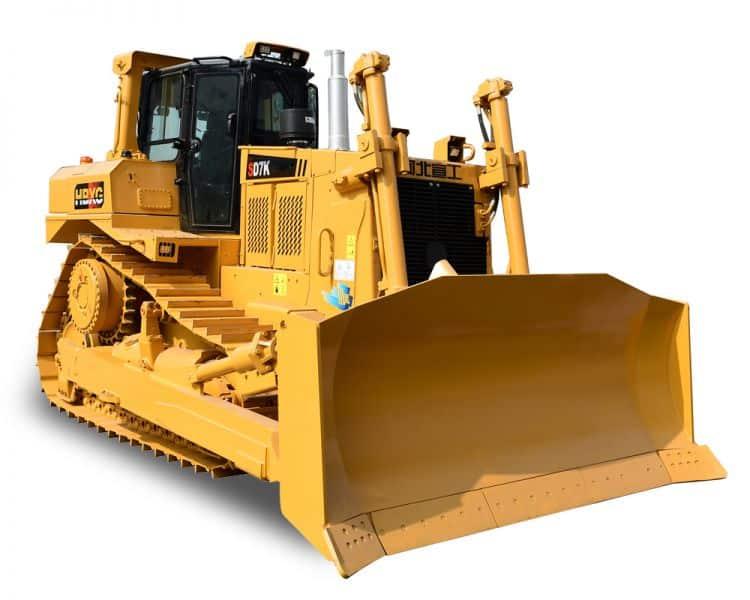 HBXG SD7K hydrostatic elevated sprocket bulldozer
