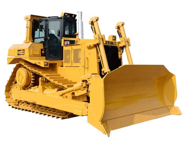 HBXG SD7N  Elevated sprocket series Bulldozer