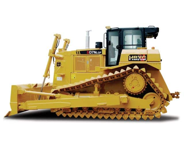 HBXG SD7NLGP  Elevated sprocket swape Bulldozer