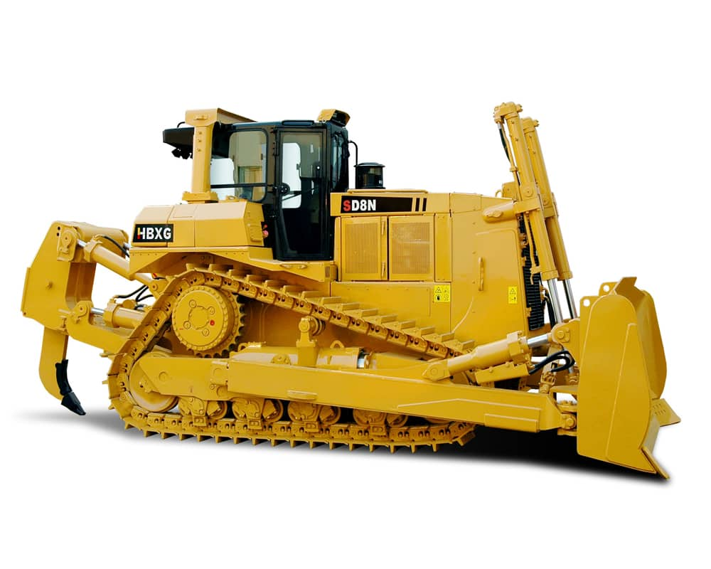 HBXG SD8N  Elevated sprocket series Bulldozer