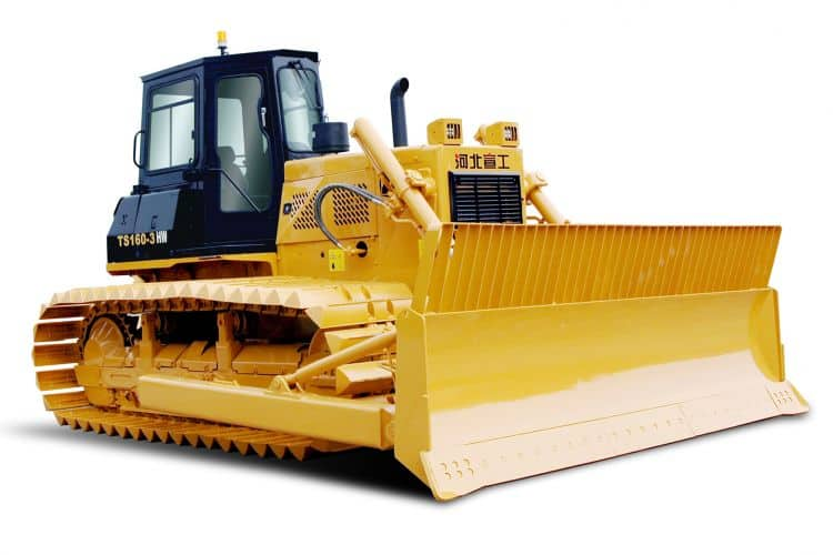 HBXG TS160-3HW Landfill Bulldozer