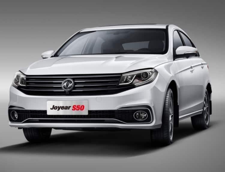 Sedan - NEW Joyear S50