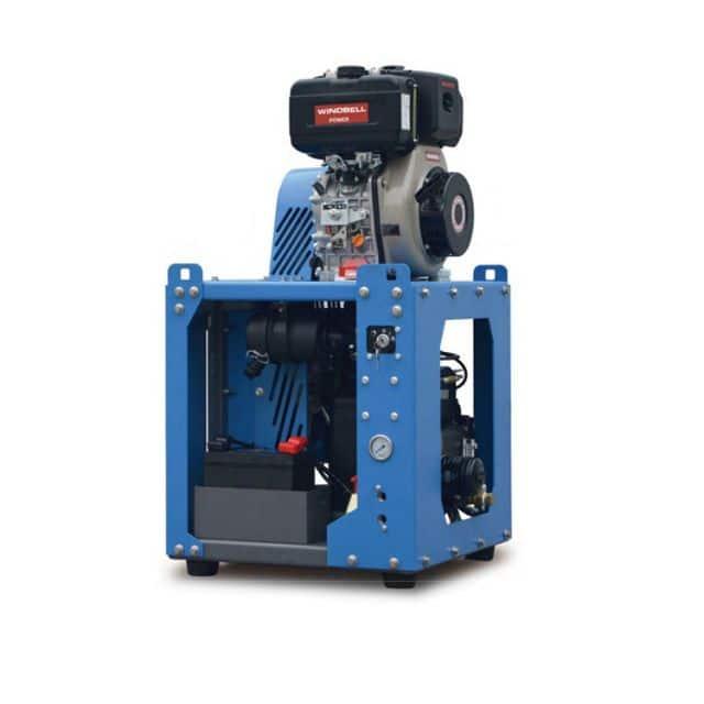 WINDBELL portable air compressor 35cfm WGD35 price