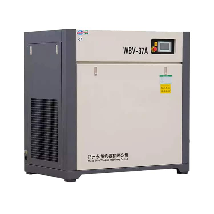 Windbell WBV-55A permanent magnet variable frequency air compressor price