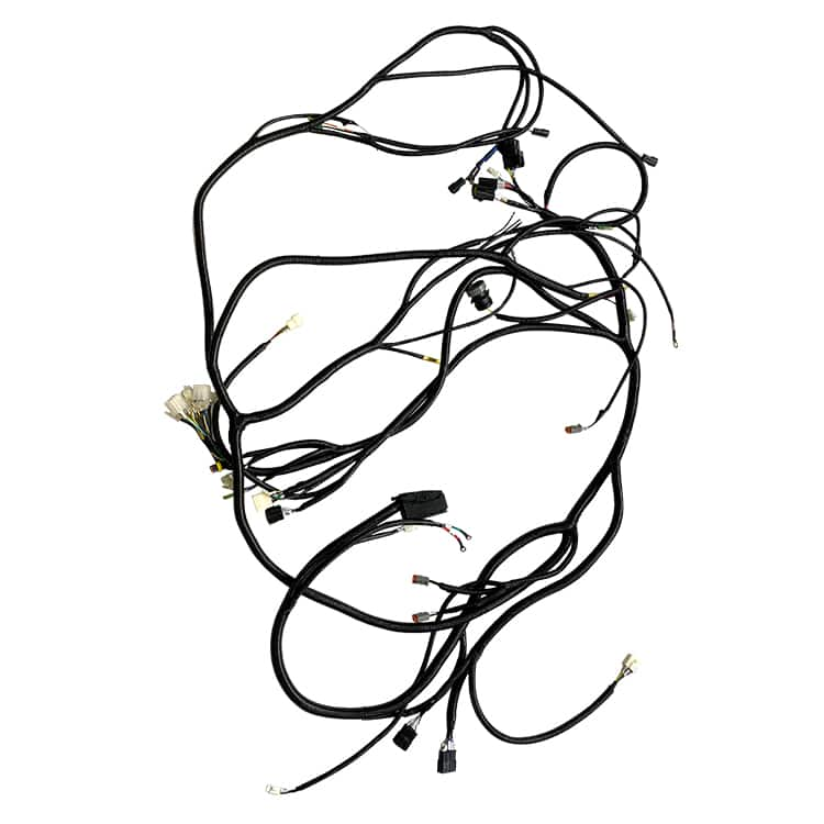Wheel Loader Steering Column Wiring Harness Assembly