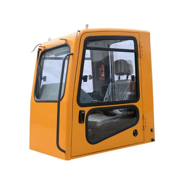 Construction Equipment Drilling Rig Cab Assembly