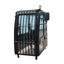 Backhoe Loader Cab Assembly With Air Conditioner