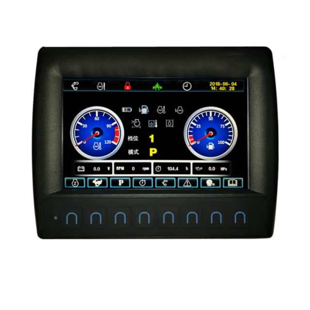 China Customized Manufacturer Instrument Cluster Assembly