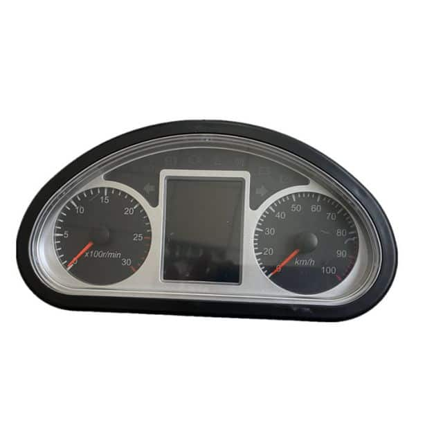 Construction Machinery Crane Monitor Panel Gauge Display