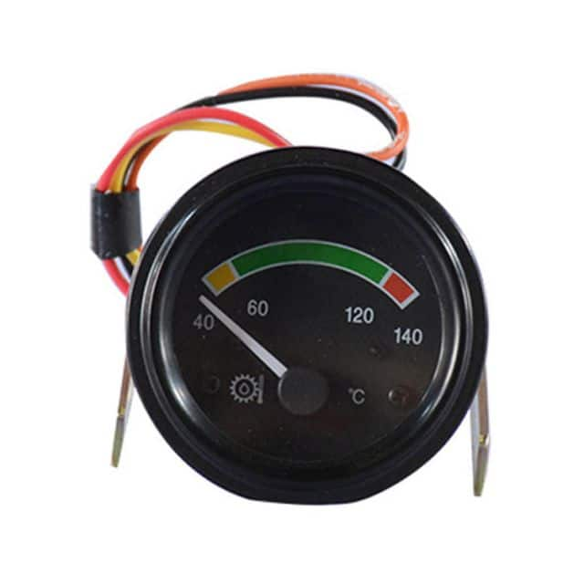 Oil Temperature Gauge For Monitoring Oil Temperature