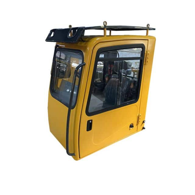Construction Equipment Wheel Loader Cab Assembly