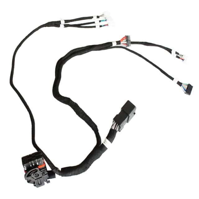 Agricultural Machinery Harvester Tractor Wiring Harness Assembly