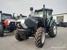 China Factory Supply 150HP 4*4 Wheel Agricultural Machinery Farm Tractor