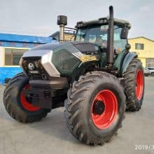 China Factory Supply 210HP 4WD 4X4 Wheel Diesel Agricultural Machine Farm Tracto