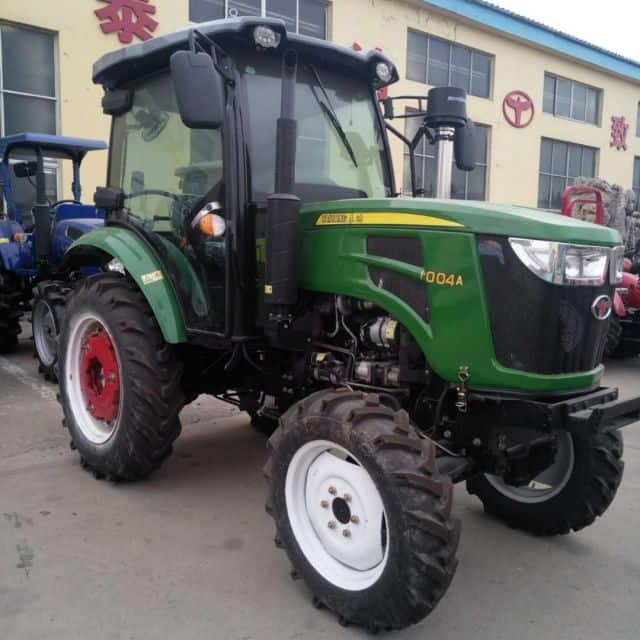 China Factory Supply 60HP 4WD MIni Garden Agricultural Farm Tractor