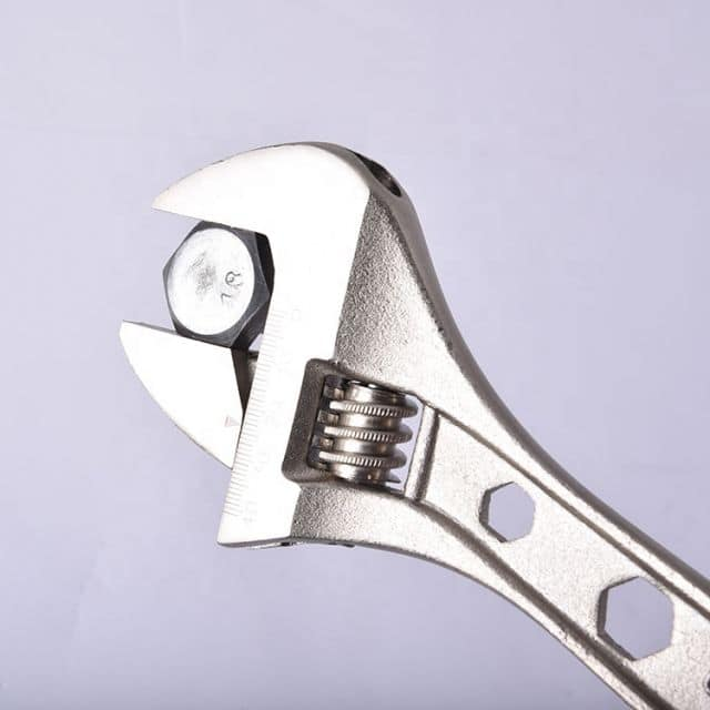 MAXPOWER new adjustable wrench hand tool for sale
