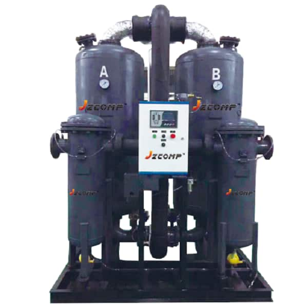 Integrated Absorption Dryer
