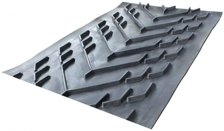 super grip corn handling stone boulders luggage conveyor belt for limestone