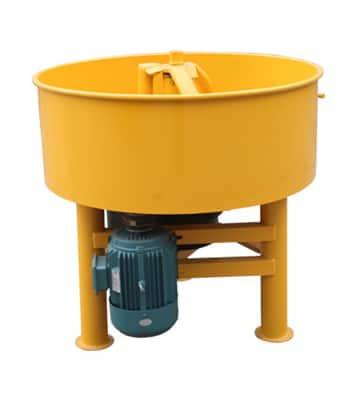 JW350 Concrete Mixer