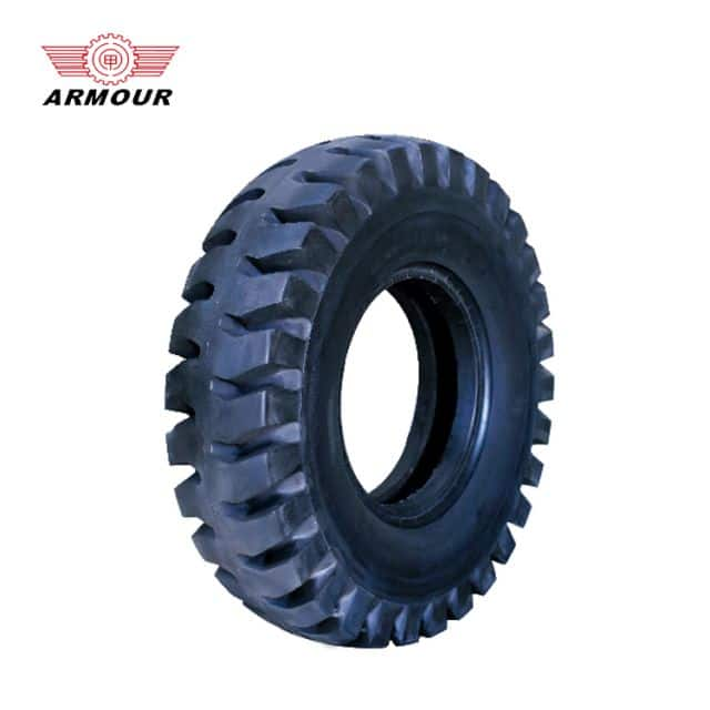 Armour port use tire 36PLY 18500 kg load for port machinery sale