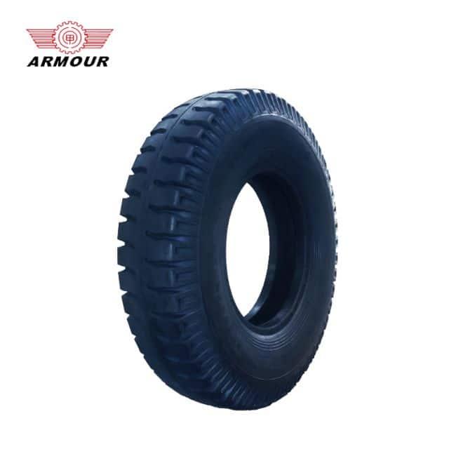 China tire Armur 6.50-16TT B2 with horizontal stripe truck tires price
