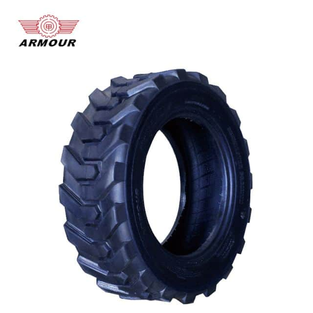 Industrial tire Armour 8PR 259mm width for municipal machinery sale