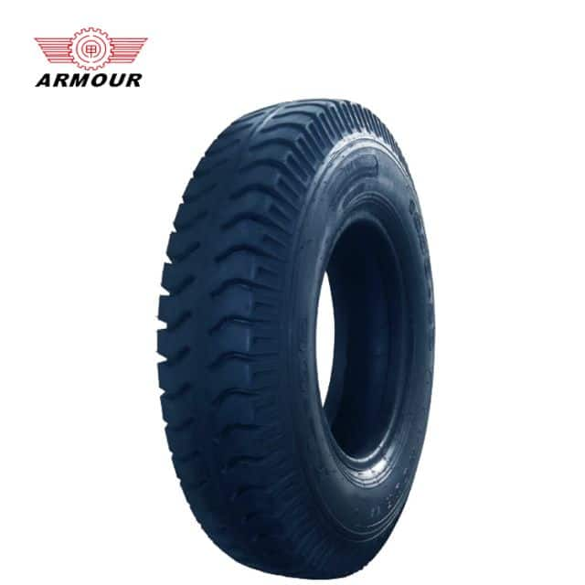 Armour high quality truck tire 6.00-16 10PR with horizontal stripe for sale